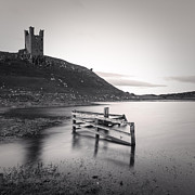 England Landscape Posters - Dunstanburgh Castle Northumberland Poster by Colin and Linda McKie