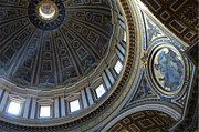 Vatican Photos - Duomo St Peters 2 by Bob Christopher