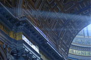 Vatican Photos - Duomo St Peters 3 by Bob Christopher