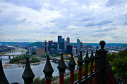 Rachel Cohen Photos - Duquesne Incline by Rachel Cohen