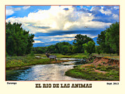 Tom Schmidt - Durango River