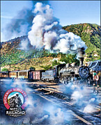 Tom Schmidt - Durango Steam Locomotive