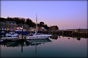 Gail Girvan - Dusk at Padstow Harbour