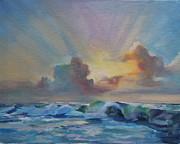 Susan Bradbury - Dusk on the Outer Banks