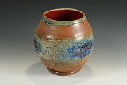 West Ceramics - Dusk Vase by Thomas Bumblauskas