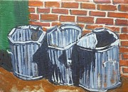 Fred Urron - Dust Bins