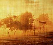 Dusty Mornings In The Sun Vintage Print by Zeana Romanovna
