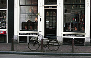 Storefront Art - Dutch Storefront by John Rizzuto