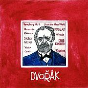 Czech Mixed Media - Dvorak by Paul Helm