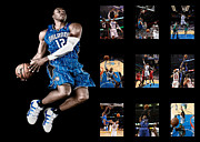 Orlando Magic Photos - Dwight Howard by Joe Hamilton