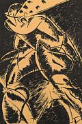 Umberto Boccioni - Dynamism of a human body