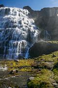 Patricia Hofmeester - Dynjandi waterfall