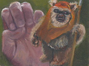 Jessmyne Stephenson - E is for Ewok
