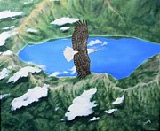 Olga Wing - Eagle Eye View