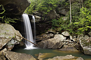 Overhang Photo Metal Prints - Eagle Falls - D002751 Metal Print by Daniel Dempster