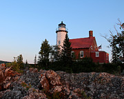 George Jones - Eagle Harbor Lighthouse 1