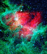 Starlet Metal Prints - Eagle Nebula Metal Print by Benjamin Yeager