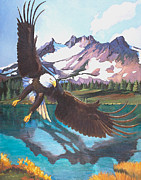 Susan McNally - Eagle Oregon Lake
