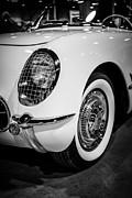 Early 1950's Chevrolet Corvette Print by Paul Velgos