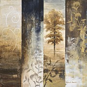 Gradations Originals - Early Autumn Chill I by Marcon Art