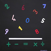 Martin Blakeley - Early Maths in Color