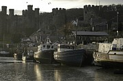 Adrian Hillyard - Early Morning in Conwy.