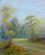Early Pastels - Early Spring by Addie Hocynec