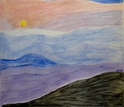 Ravi Art - Early Sunrise Dream by Sonali Gangane