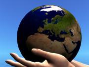 Corey Ford - Earth Globe