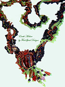 Beadwork Jewelry - Earth Mother - SOLD by Patricia Griffin Brett