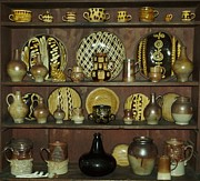 Antiques Pyrography - Earthenware by Dozel Lake