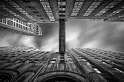 Gotham City Framed Prints - East 24th Framed Print by John Farnan