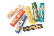 East Asian Ink Sticks Print by Steven Jones