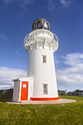 New Zealand Prints - East Cape Lighthouse New Zealand Print by Colin and Linda McKie