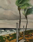 Hilda and Jose Garrancho - East Coast Florida Storm