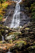 Claire Turner - Eastatoe Waterfall in...