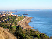 Art Photography - Eastbourne coast and...