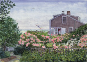 Nantucket Paintings - Eastward Look by Bill McEntee