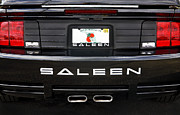Street Rods Posters - Easy Saleen Poster by Rich Franco