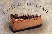 Bakery Art - EAT MORE CHOCOLATE- Dessert - Baker - Kitchen by Andee Photography