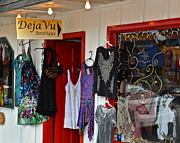 Storefront Art - Eclectic Boutique by Robert Harmon