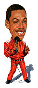 Eddie Murphy Print by Art