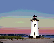 Charles Shoup - Edgartown Lighthouse