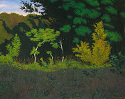Famous Artists - Edge of the Wood by Felix Vallotton