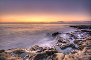 California Beaches Prints - Edge of the World Print by Anthony Citro