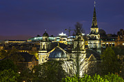 Svetlana Sewell - Edinburgh Night