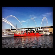 Mark Weber - Edward M. Cotter Fireboat