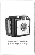 Camera Prints - Edward M. Fielding Photography Print by Edward Fielding
