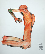 Schiele Originals - EGOn by Husnu Konuk