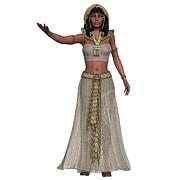 Corey Ford - Egyptian Woman Attire
